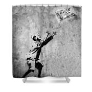 No Ball Games  Shower Curtain