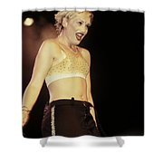 No Doubt Shower Curtain