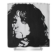 No More Mr Nice Guy Shower Curtain