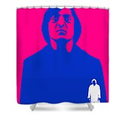 No Old Man Poster 4 Shower Curtain