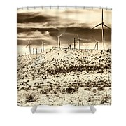 No Place Like Home 1 Shower Curtain