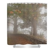 No Sunrise Today   7d07505 Shower Curtain