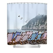 No Takers Today Shower Curtain
