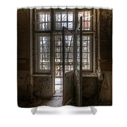No Way Out Shower Curtain