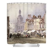 No.2351 Chester, C.1853 Shower Curtain