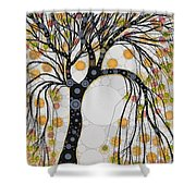 Noble Passion Shower Curtain