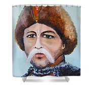 Nobleman Shower Curtain