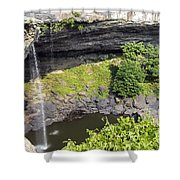 Noculula Falls Shower Curtain