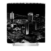 Nola By Nite Shower Curtain