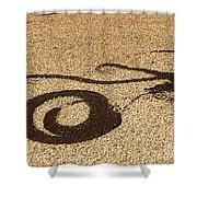 Noonday Dance No.6 Shower Curtain