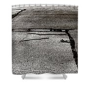 Noonday Escape 2 Shower Curtain