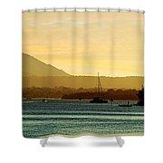 Noosa 1 Shower Curtain