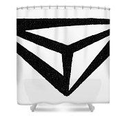 Nordic Rune Shower Curtain