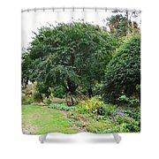 Norfolk Botanical Gardens 10 Shower Curtain