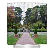 Norfolk Botanical Gardens 5 Shower Curtain
