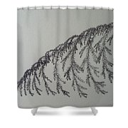 Norfolk Pine Shower Curtain
