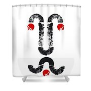 Norman Arches Shower Curtain