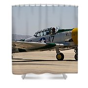 North American  Snj-5 Shower Curtain