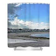 North Berwick Scotland Shower Curtain