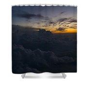 North Carolina Dawn Shower Curtain