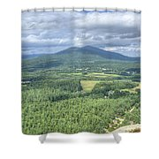 North Conway Vista Shower Curtain