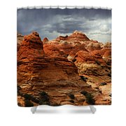 North Coyote Buttes Arizona Shower Curtain