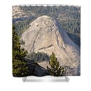 North Dome Shower Curtain