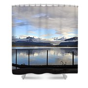 North Douglas Reflections Shower Curtain
