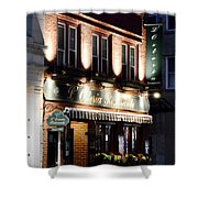 North End Charm Shower Curtain