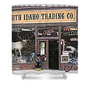 North Idaho Trading Company Shower Curtain