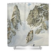 North Shower Curtain