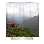 North Maui Scenery Shower Curtain