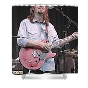 North Mississippi Allstars Shower Curtain