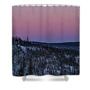 North Of Superior Shower Curtain