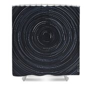 North Star Trails Shower Curtain