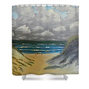 North Windang Beach Shower Curtain