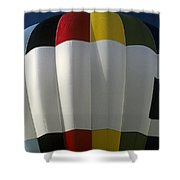 Northern Telecom Ballon Shower Curtain