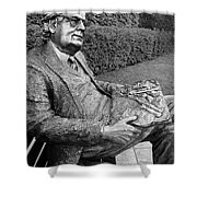 Northrop Frye 2 Shower Curtain