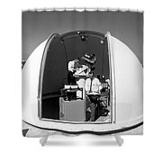 Northrop Observatory Shower Curtain