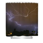 Northwest Tucson Shower Curtain
