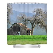 Not Much Time Left Shower Curtain