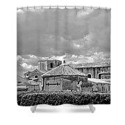 Noto - Sicily Shower Curtain
