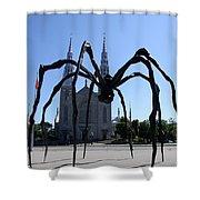 Notre-dame Cathedral Basilica I - Ottawa Shower Curtain