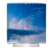 November Clouds 005 Shower Curtain