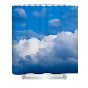 November Clouds 007 Shower Curtain