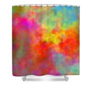 November Smile Shower Curtain