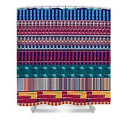 Novino Signature Color Spectrum Buys Any Faa Product Or Download For Self-printing  Navin Joshi Righ Shower Curtain