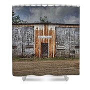 Now Open  Shower Curtain