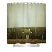 Now Showing Shower Curtain