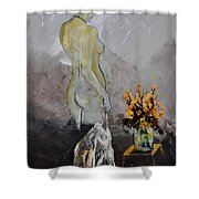 Nude 573111 Shower Curtain